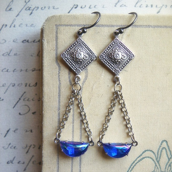 Foyer Diy Jewelry : Featuring le petit foyer jewelry pinterest boucles