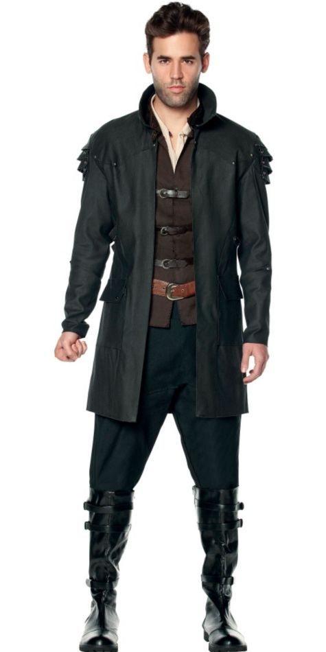 Hansel & Gretel: Witch Hunters: Adult Hansel Costume ($50.00-159.99) - Party City ONLINE