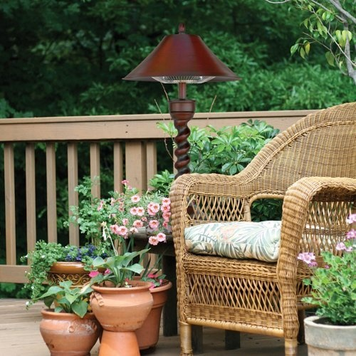 New Orleans Outdoor Lamp (electric Heater)