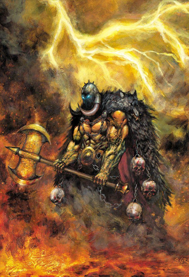 ARAWN cover issue 3 by sebastien-grenier.deviantart.com on ...