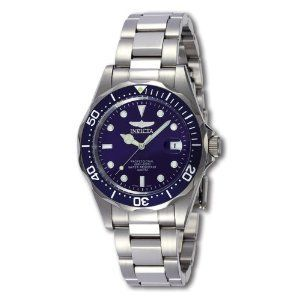 #Invicta Diver Collection Silver Tone Watch  women watch #2dayslook #kathyna257892  www.2dayslook.com