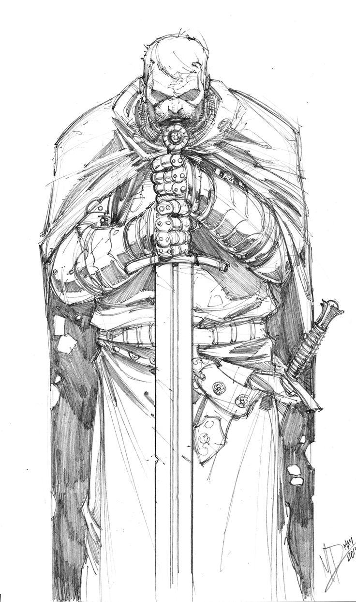 Knightly by Max-Dunbar.deviantart.com on @deviantART