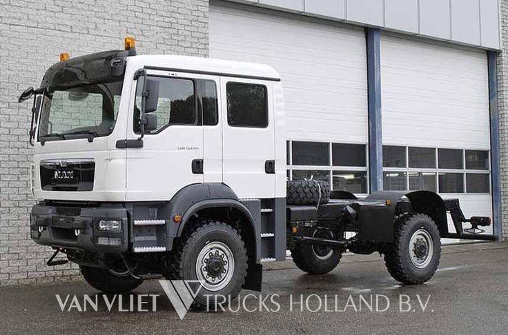 MAN TGM 13 240 4X4 BB | Van Vliet Trucks | new and used trucks Holland | The Netherlands