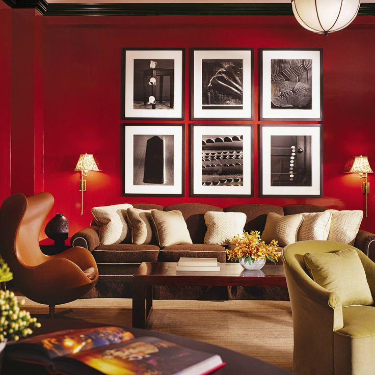 Find this Pin and more on Red Room by lin1553 219 best Red Room images on Pinterest   Apartments  Architectural  . Red Room Decor. Home Design Ideas