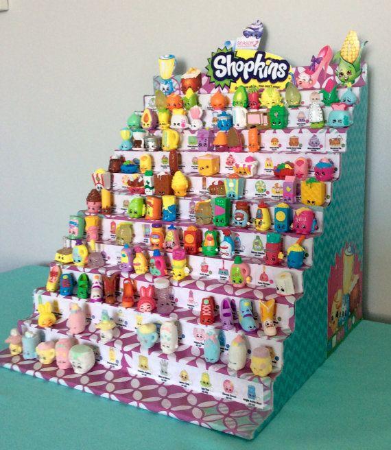 Shopkins Display Stand Bonus Gift 2 Season 2 by MadisonKateShop