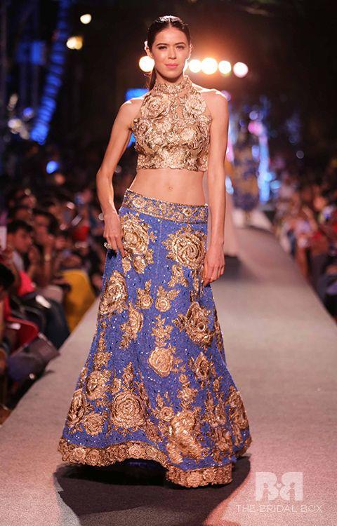 10 Drool-worthy Manish Malhotra Bridal Lehenga Designs!