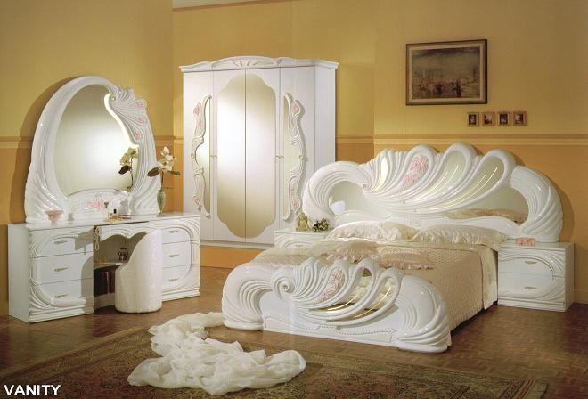 bedroom sets with vanity image ideas 11 cool glass bedroom vanity sets