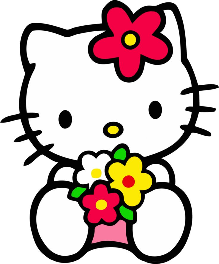 Queen Beez Crafting Buzz: Hello Kitty Profile Art                                                                                                                                                                                 More