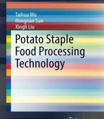 Potato Staple Food Processing Technology (Springerbriefs In Food Health And Nutrition) PDF