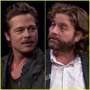 Brad Pitt News, Photos, and Videos | Just Jared