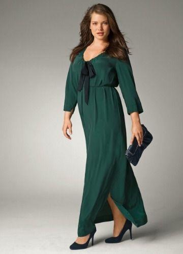 robe de soiree pour femme pulpeuse