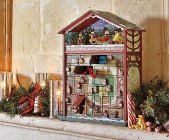 17 Best Images About Advent Calendars On Pinterest