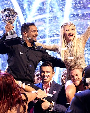 Alfonso Ribeiro spoke to Us Weekly after winning the Mirrorball trophy on Dancing With the Stars' season 19 finale