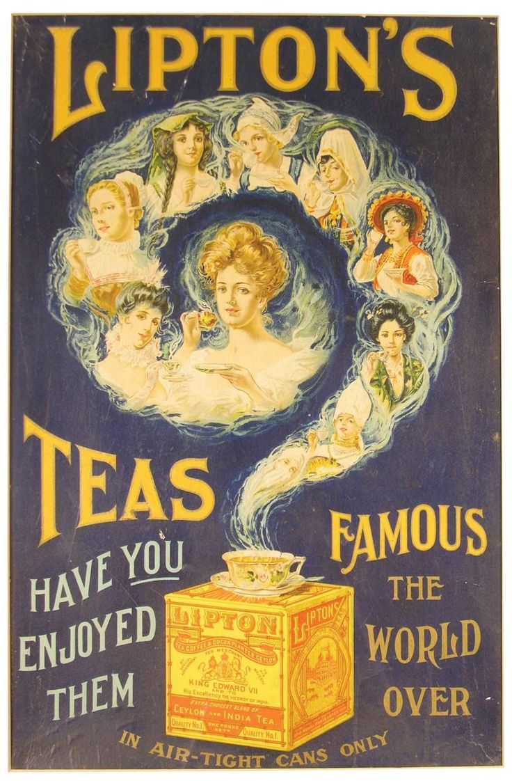 """The first """"teabag"""" was designed for sending out samples in the attempt of gaining customers. When people brewed the tea, they left it in the """"teabag"""", it caught on and sales skyrocketed due to this """"sample bag"""" we now know as a regular teabag..."""