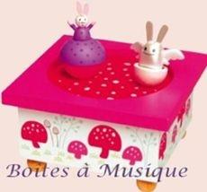 Boite a musique Trousselier