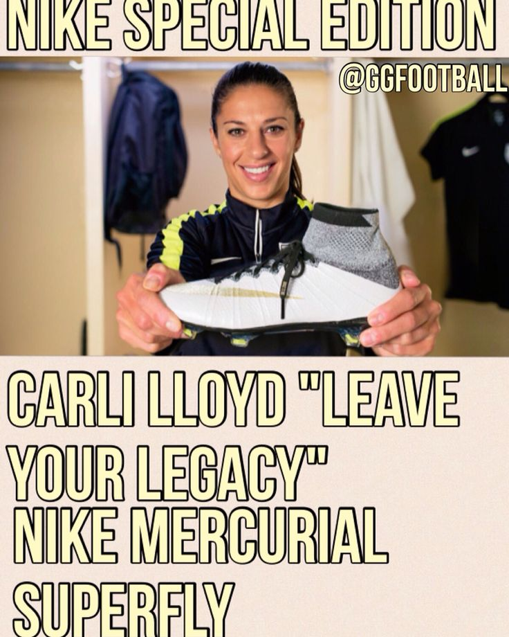 Nike Mercurial Special Edition