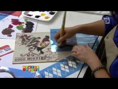 Stencil OPA - 19/03/15 - Mayumi Takushi - Galo Country - YouTube