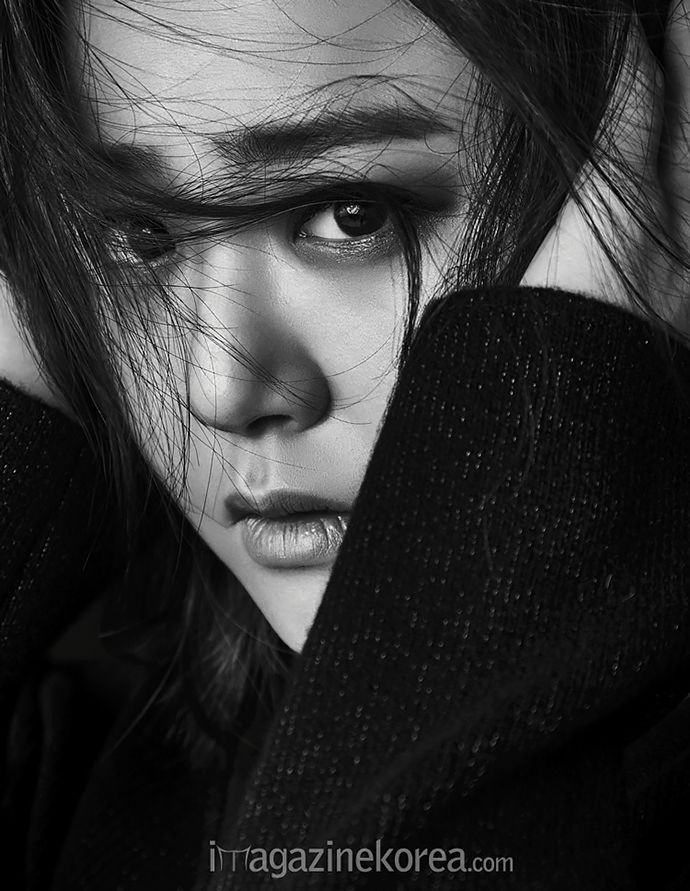 More Of Moon Geun Young & Jung Yonghwa For Harper's Bazaar Korea's October 2015 Issue | Couch Kimchi