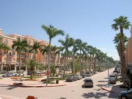 A beautiful shot of Boca Raton, FL