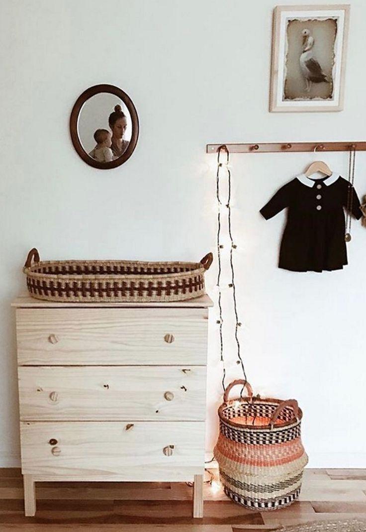 Baby Changing Table Basket | DesignDua on Etsy