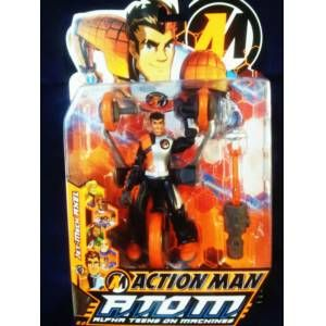 action man atom axel - Buscar con Google