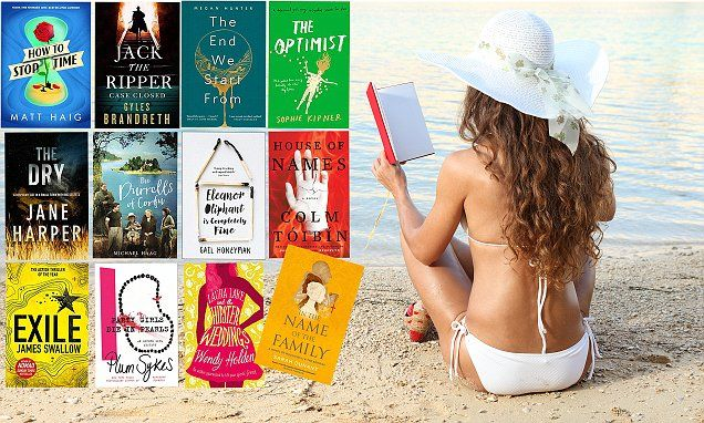 Our top critics choose their best summer reads