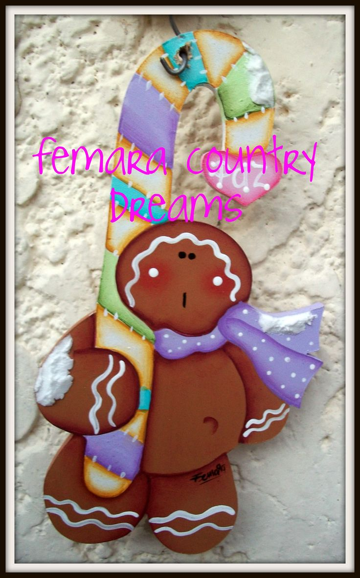 GALLETITAS PARA SANTA ESTILO COUNTRY