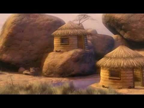 VERHAAL: mooie animatie over de wijze en dwaze man die een huis bouwen