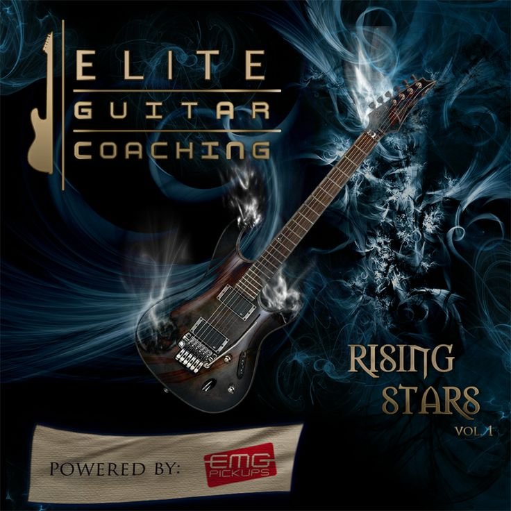 Elite Guitar Coaching Rising Stars, Vol.1