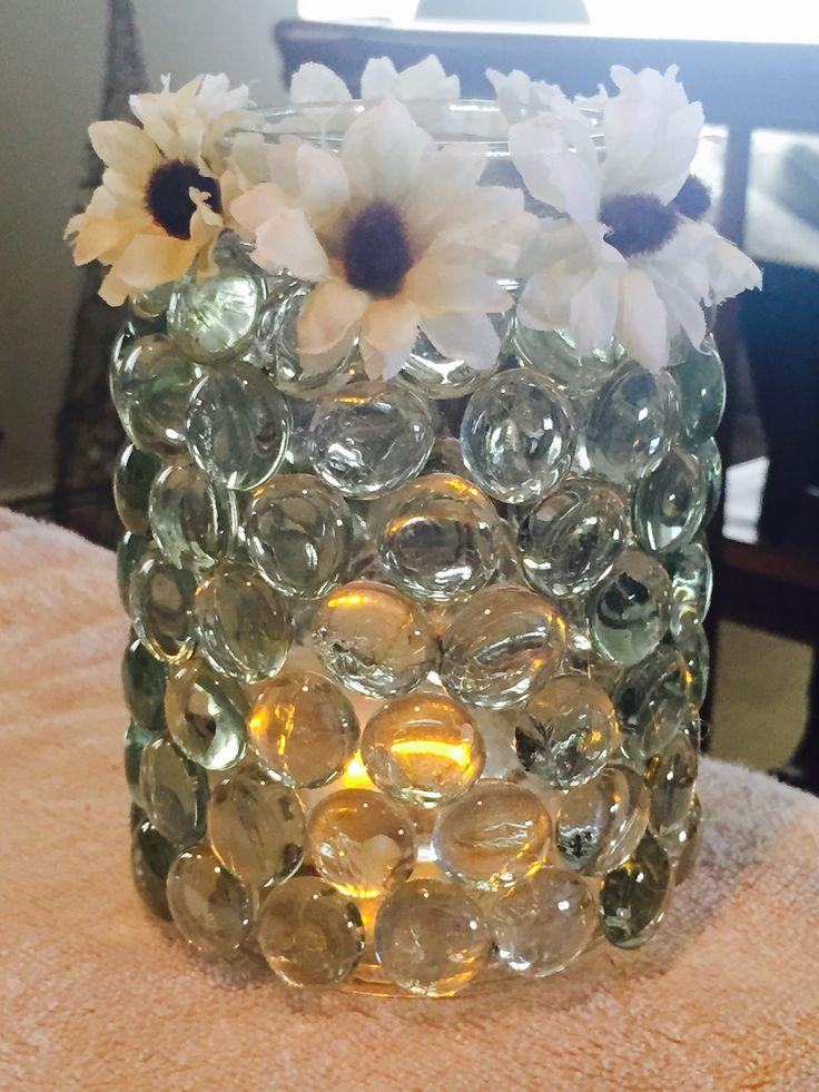 15 besten My gem vases/ project creations by chetta!! Bilder auf ...