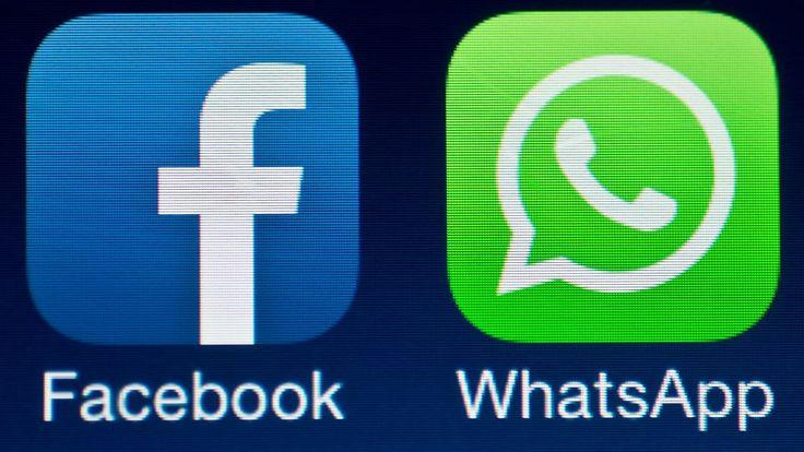 Deutsche Nutzer verschont: Keine WhatsApp-Daten für Facebook