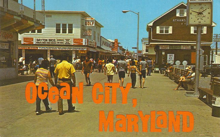 17 Best Images About Historical Ocean City Md And
