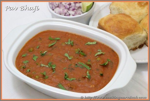 Step by step recipe to prepare Pav Bhaji with photos. Recipe of Pav Bhaji by Dhwani Mehta. Pav Bhaji is an Indian fast food dish. Mumbai Pav Bhaji is spicy,