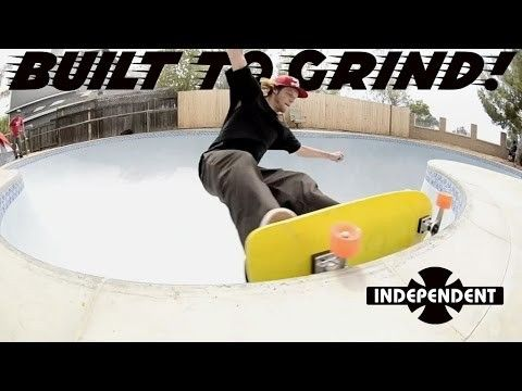 """""""Built To Grind"""" with Omar Hassan & Willis Kimbel - http://DAILYSKATETUBE.COM/built-to-grind-with-omar-hassan-willis-kimbel/ - http://www.youtube.com/watch?v=Q430pGsw2ug&feature=youtube_gdata  Drop in with Independent Trucks riders Omar Hassan and Willis Kimbel in this Episode of 'Built To Grind.' John Lucero joins the Pool party as well. Get some!!! @wheelbarrow @omarhassansk8... - built, grind, hassan, kimbel, omar, willis"""