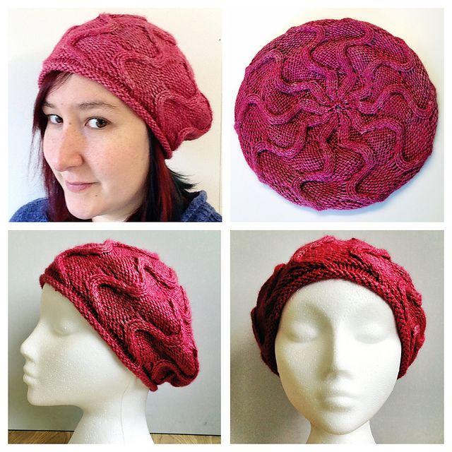 Mejores 43 imágenes de knitting ideas en Pinterest   Sombreros de ...
