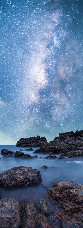 ♥ Starry seascape - Preedee Kanjanapongkul