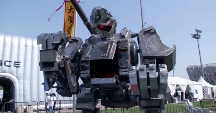 "A fighting robot called ""The Monkey King"" was created by Chinese inventors that is worth $US14 million. This was the third gladiator robot revealed after IS and Japan reveled theirs. US' ""MK III Megabot"" was officially challenged by these new robot of China for a duel. But the duel will happen after the fight of […]"