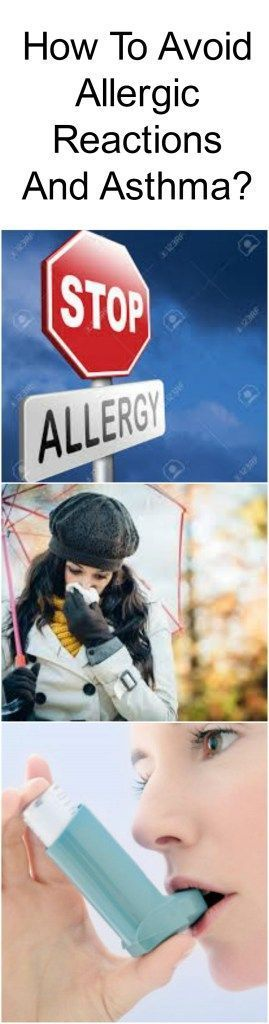 #Asthma #Allergy #Reactions #Avoid #Health