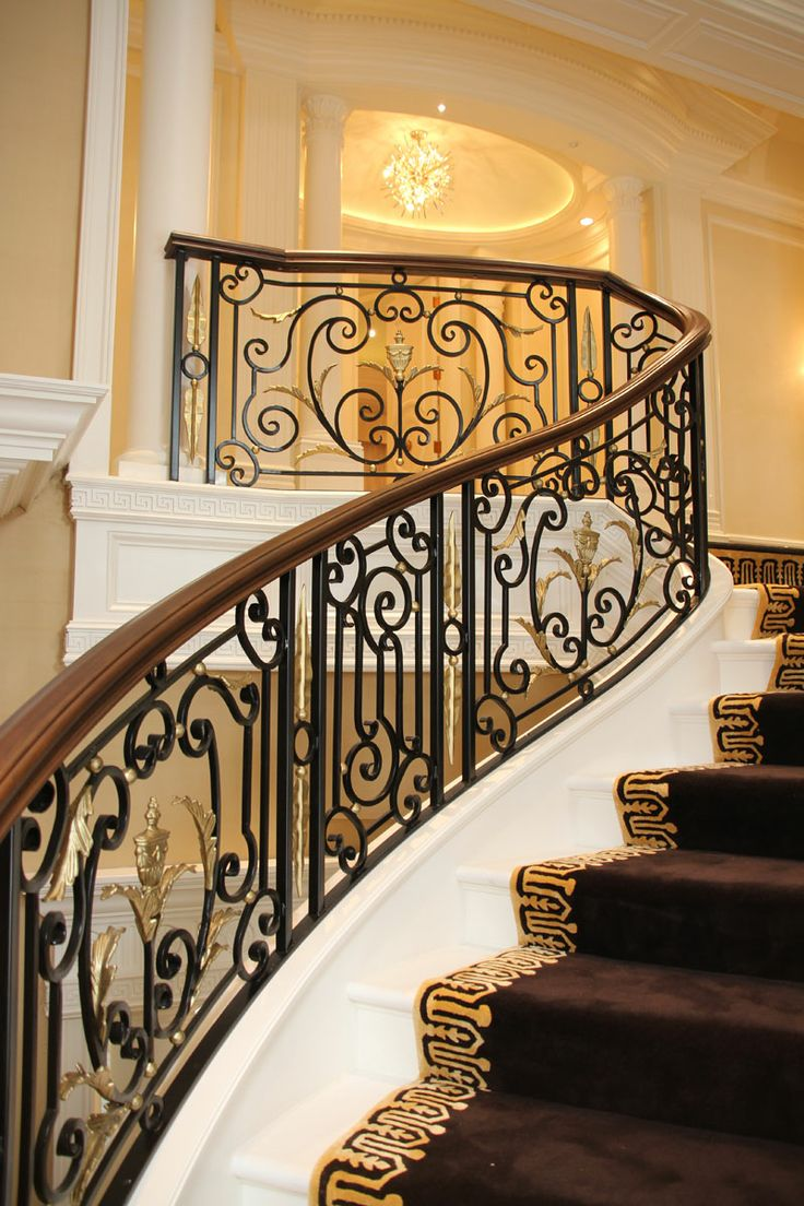 Ornamental Iron Work by Krason's Group www.krasonornamentalwroughtironwork.com…