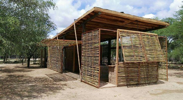 Galería de Reinterpretación del Habitar Wichi: la construcción de una vivienda para los pueblos originarios - 1