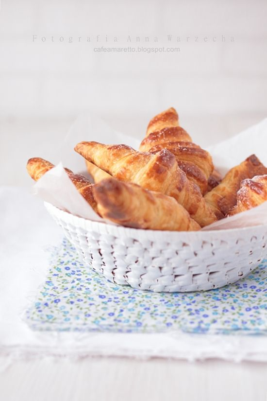 Croissants @ cafeamaretto