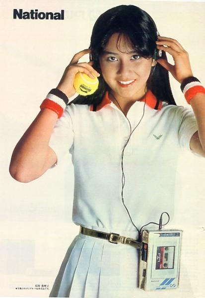 石原真理子  Mariko Ishihara (actress) ☆元祖プッツン女優。芸能界から姿を消し、40代 (?) になった頃、突如、明石家さんまを始めとする過去の男性遍歴の暴露本を出版して話題に。