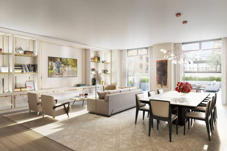 THE CHAMBERLAIN  |  TOWNHOUSE LIVING ROOM | Hotel design industry, unique designs, top designer brands | #hotelinteriordesign #versatiledesignstyle #passionfordesign | More: https://www.brabbucontract.com/design-ebooks