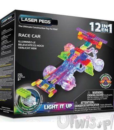 12 in 1 Race Car