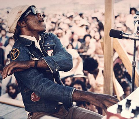"""Professor Longhair. His honorary title is a reminder that Jazz began as whorehouse music. The pianist-in-residence at a brothel was known as """"Professor."""""""