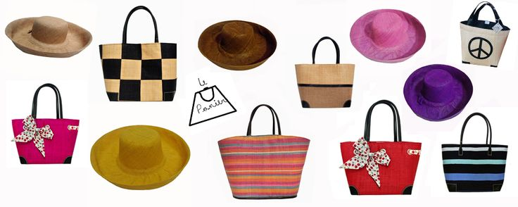 Just some of the beautiful #Hats & #Baskets available on our #NewWebsite http://www.thefrenchshoppe.com.au/baskets.html