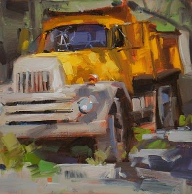 """Dappled Beast - SOLD"" - Original Fine Art for Sale - © Carol Marine"