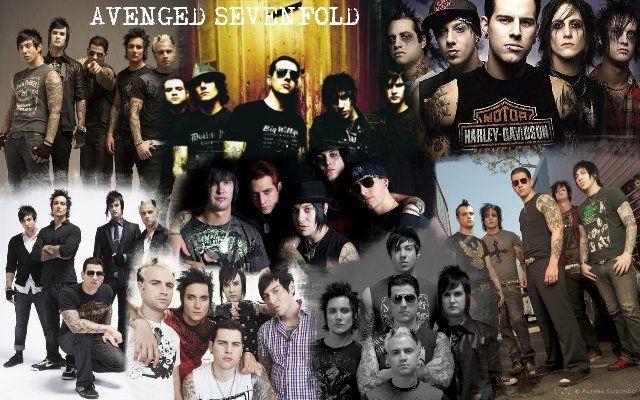 5 Lagu Terbaik Avenged Sevenfold