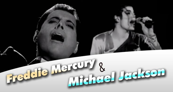 Michael Jackson & Freddie Mercury - There Must Be More to Life Than This...
