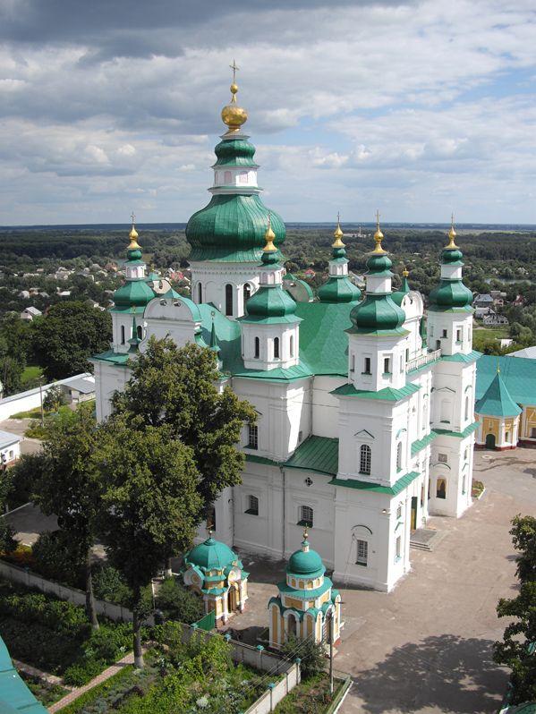 Chernihiv Ukraine  city photo : Trinity Cathedral Chernihiv, Ukraine | Ukraine | Pinterest